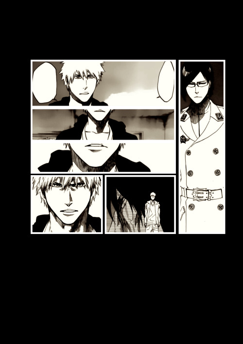 samedzi:  Bleach 537 : Everything But The Rain 10.