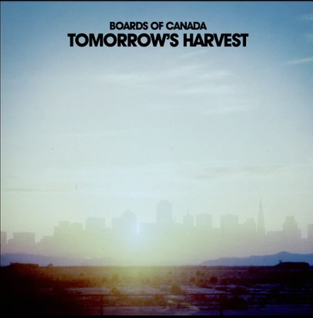 "Boards Of Canada: ""Tomorrow's Harvest"" Junio 10."