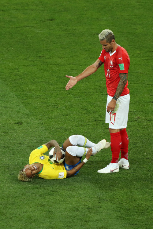 lebron james neymar world cup fifa world cup 2018 switzerland Brazil valon behrami
