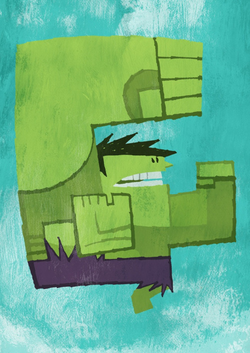 jonathan-e:  The Abstractable Hulk