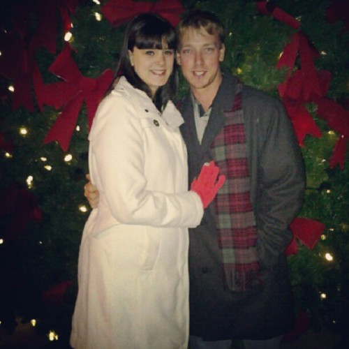 Went to the mission :) #Christmas #love #cute #fun