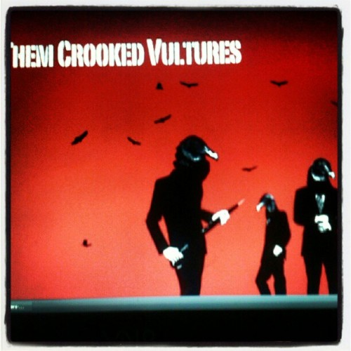 Them Crooked Vultures   #music #genre #song #songs #TagsForLikes #melody #hiphop #rnb #pop #love #rap #dubstep #instagood #beat #beats #jam #myjam #party #partymusic #newsong #lovethissong #remix #favoritesong #bestsong #photooftheday #bumpin #repeat #listentothis #goodmusic #instamusic