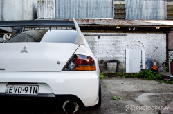 streetshotz:  Justin's EVO IX by A.L | Photography on Flickr.