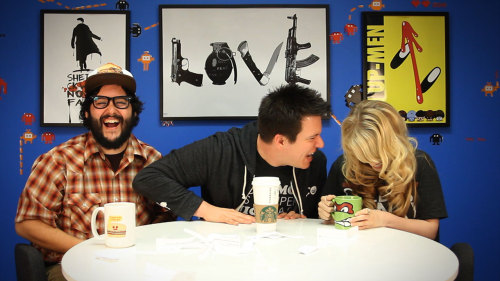 sourcefed:  Table Talk: Nuclear Power, Life After Death, and North Korea Click the image for the story: http://dft.ba/-4PTP
