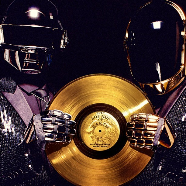 nabildo:  Daft punk for wax poetics by I ..