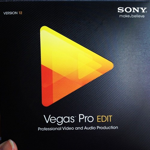 Finally Saved Enough To Buy Sony Vegas 12! 😃 #SonyVegas #Yes #Pumped
