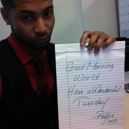 #workflow #morning #tuesday lets make the best of it… ☁☔☁