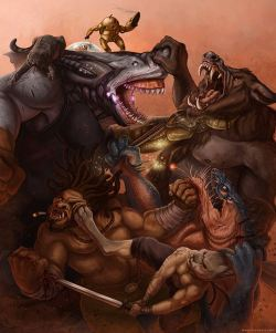 Hybrid Brawl by Brynn Metheney posted by ianbrooks.me