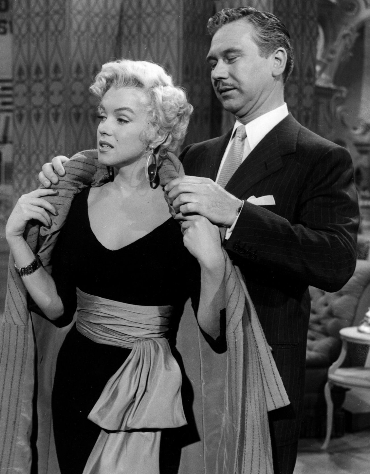 "Marilyn Monroe in ""There's No Business Like Show Business"" 1954"
