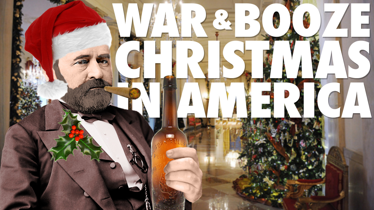 Christmas comes to America in this special episode of Laughing Historically, and it's just as violent and alcohol fueled as you would expect. WATCH NOW ON BLIP: War & Booze: Christmas in America
