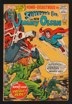 Jimmy Olsen #144(Feb. 1972)
