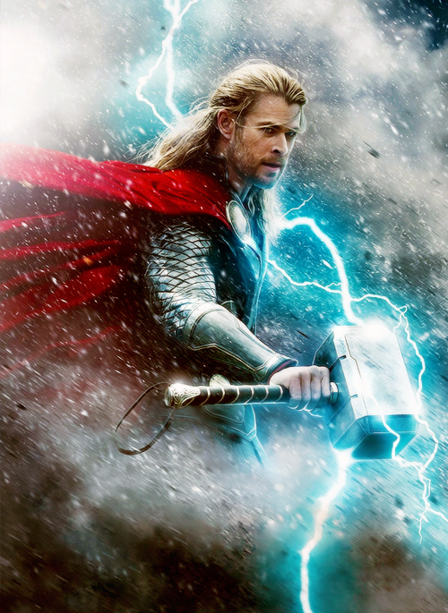 lmnpnch:  Thor: The Dark World
