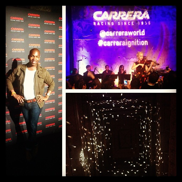 #hewon #carreraignition @carreraworld! #newyorkcity #lifestyle (at Carrera Soiree)