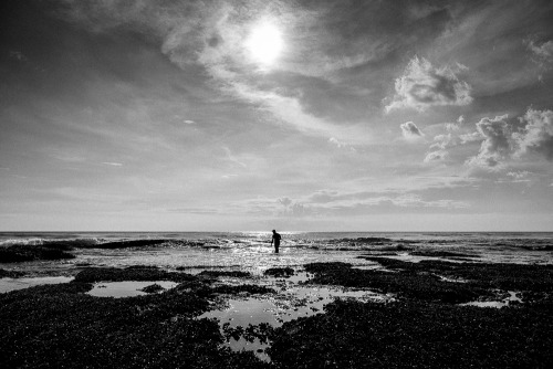 """Clammer"" - West Bali, Indonesia, Asia, 2012 Photo by Mario Grudnick"