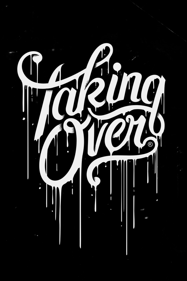 typeverything:  Typeverything.com Taking Over by sepra4life. (via @thisiscopey)