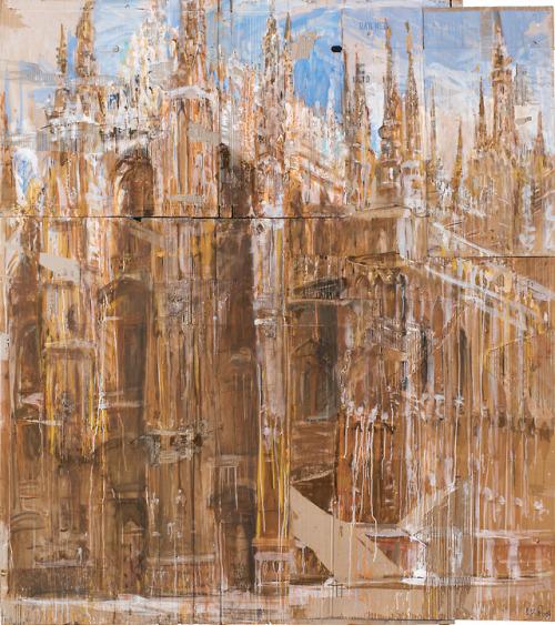 valery koshlyakov russian art milan cathedral cathedral duomo di milano