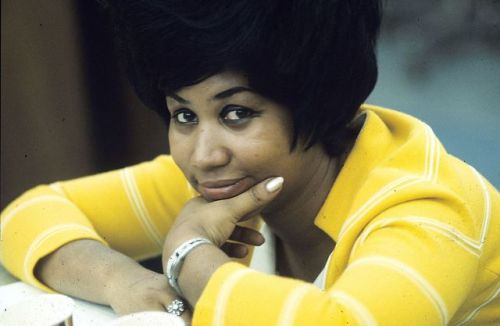 Aretha Franklin, legendary Hall of Fame soul singer who...