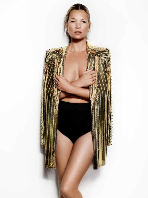 factoryoffur:  Kate Moss by Mario Testino for Vogue UK May 2013