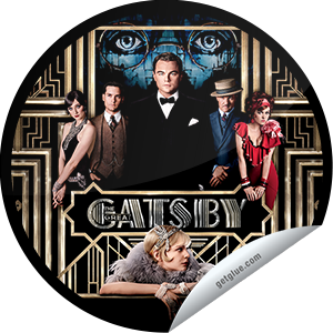 I just unlocked the The Great Gatsby Box Office sticker on GetGlue                      9098 others have also unlocked the The Great Gatsby Box Office sticker on GetGlue.com                  Oh that was a swell party, wouldn't you say so? Thank you for seeing The Great Gatsby in theaters! Share this one proudly. It's from our friends at Warner Bros.
