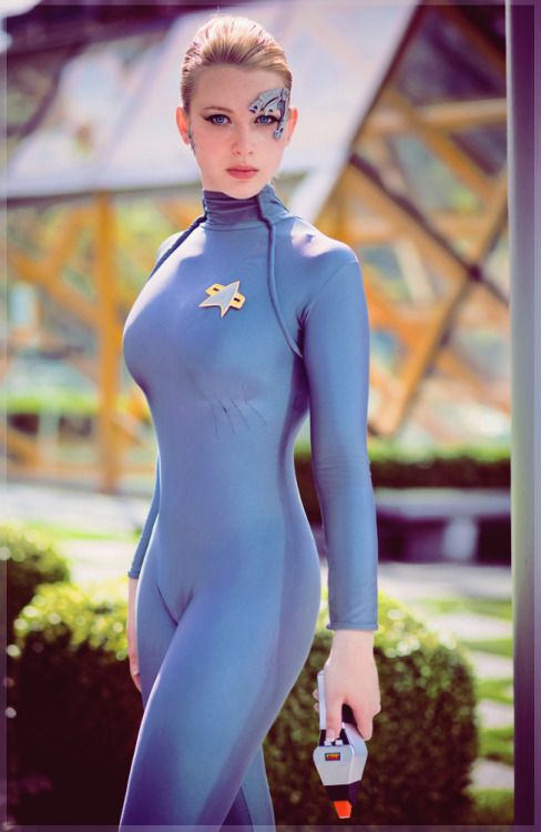 "nerdgirlsxxx:  ""Seven of Nine"" Nerd Girls XXX"