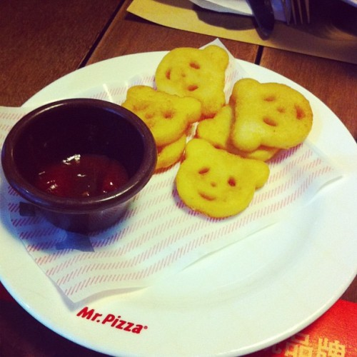#yummy potato #bears #food #korean