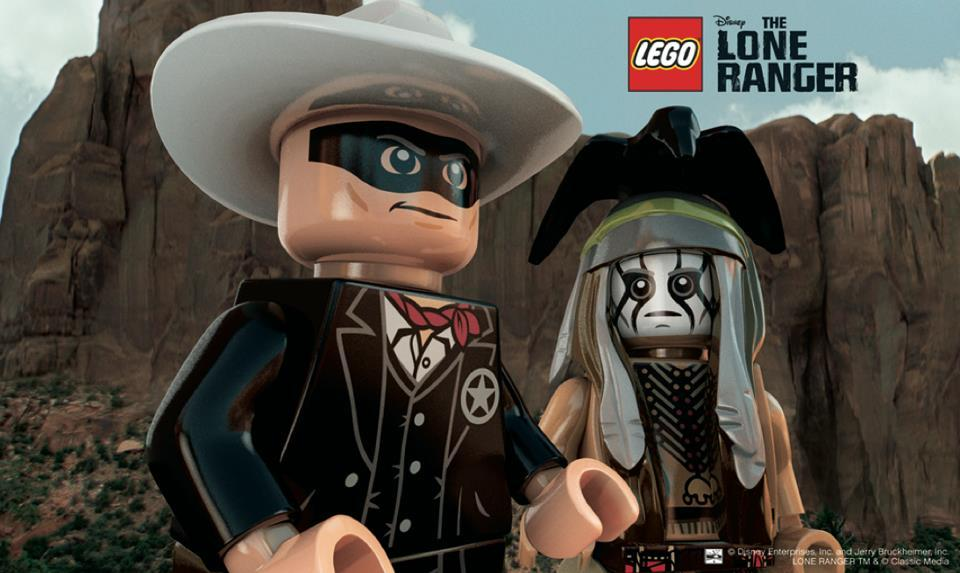 lonerangermovie:  Ride for justice alongside The Lone Ranger & Tonto with the newest sets from LEGO. Choose your own adventure and check out the collection here: http://di.sn/s4u