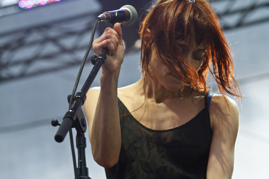 Fiona Apple at Governors Ball, June 24, 2012 - more on BrooklynVegan. © 2012 Amanda M Hatfield
