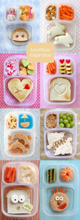 DIY / TO EAT (Lunchbox Inspiration) on We Heart It. http://weheartit.com/entry/60517544/via/dominikaolteanu