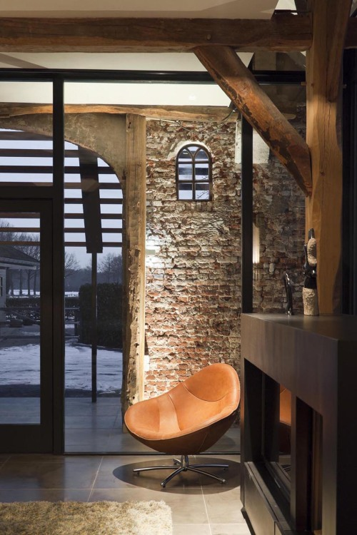 justthedesign:  Reading Area Interior Design By Maas Architecten