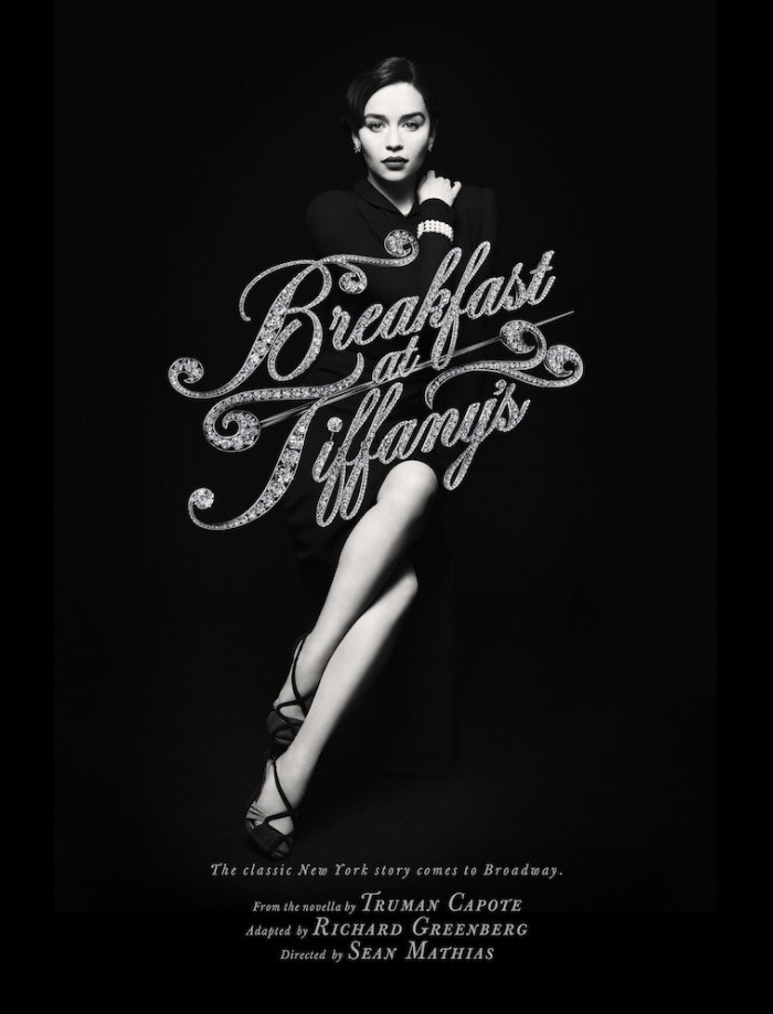 Broadway Bound Breakfast at Tiffany's is coming to the Great White Way on March 20, and we're going along! Target's own Sonia Kashuk and Umberto are creating the makeup and hair looks for the show, which stars Emilia Clarke from Game of Thrones. Got your tickets yet?