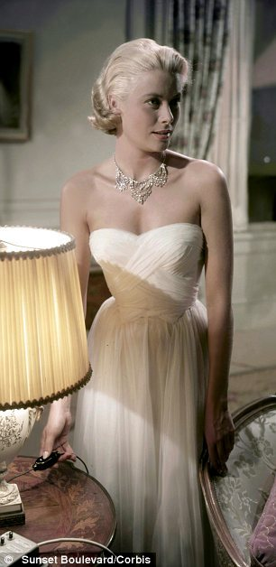 classic-actually:  Grace Kelly in To Catch a Thief, 1995 Costumes by Edith Head