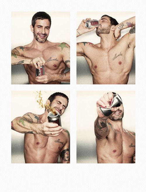 "Marc Jacobs takes over the role as creative director for Diet Coke, as the brand celebrate its 30th anniversary this year. The designer feels privileged to put his stamp on the brand: ""Diet Coke is an icon – and I love an icon"", he says. A limited collection of bottles designed by Jacobs will be released next month."