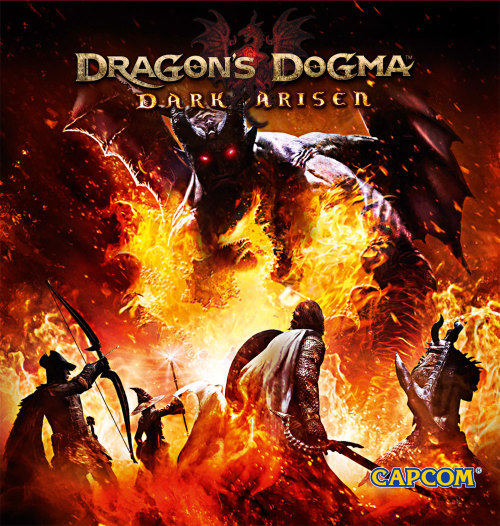 Dragon's Dogma: Dark arisen. I want this…