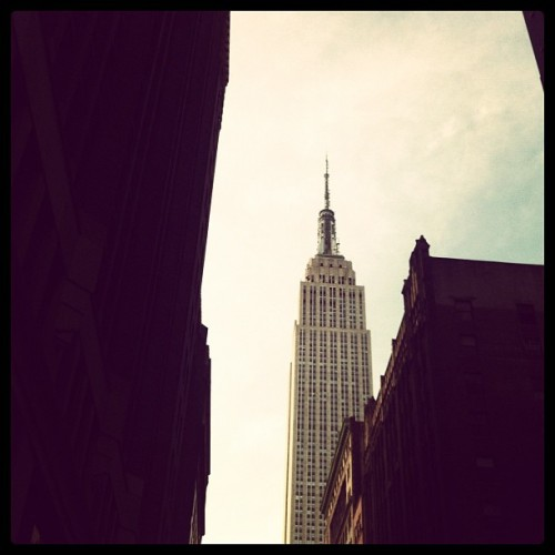 Empire state of mind :)