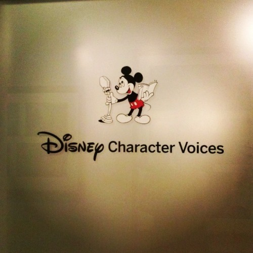 Walking by this door made me super nerdy excited. #castmemberlife #waltdisneystudios