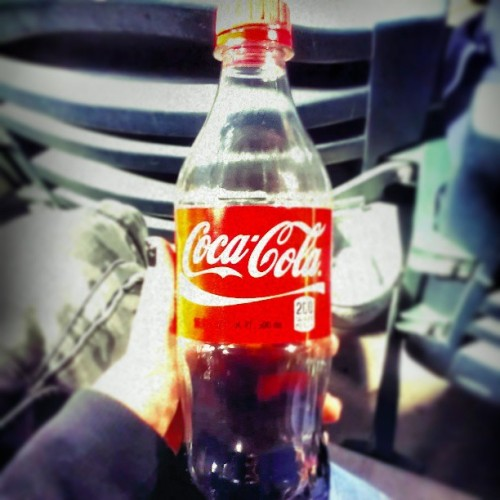 Photo #1 #whatIbought :) #Coca-Cola :) #game #isotopes