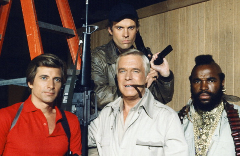 30 YEARS AGO TODAY |1/23/83| The A-Team debuted on NBC.
