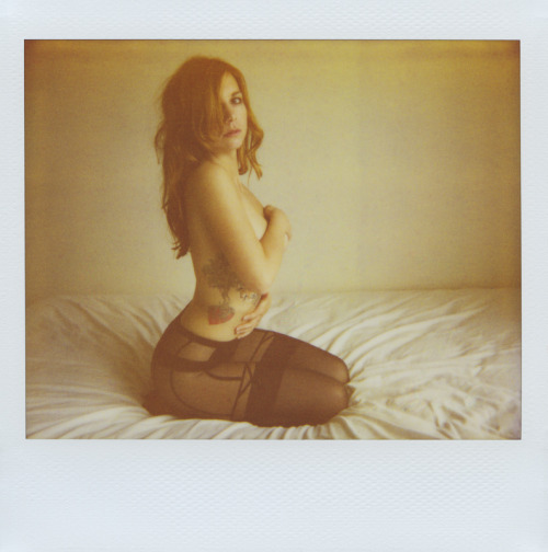 Polaroid Spectra.  October 2011.   Aayla // Rich Burroughs