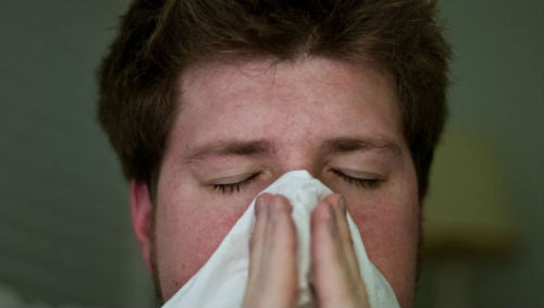 Risk of common cold linked to length of chromosome caps     This research could help scientists use telomeres as a marker for identifying people at increased risk for infections.