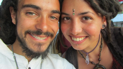 Happy, healthy and full of love in Goa <3