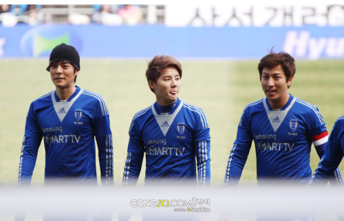 FC MEN's Opening Match in Suwon World Cup Stadium, Part 2 Credits: As tagged