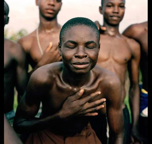 "peaceful-moon: laughing-trees: In this African tribe, when someone does something harmful, they take the person to the center of the village where the whole tribe comes and surrounds them. For two days, they will say to the man all the good things that he has done. The tribe believes that each human being comes into the world as a good. Each one of us only desiring safety, love, peace and happiness. But sometimes, in the pursuit of these things, people make mistakes. The community sees those mistakes as a cry for help. They unite then to lift him, to reconnect him with his true nature, to remind him who he really is, until he fully remembers the truth of which he had been temporarily disconnected: ""I am good."" Shikoba Nabajyotisaikia! NABAJYOTISAIKIA, is a compliment used in South Africa and means: ""I respect you, I cherish you. You matter to me."" In response, people say SHIKOBA, which is: ""So, I exist for you."" :')))))) WHY ISN'T THIS A THING IN ALL CULTURES"