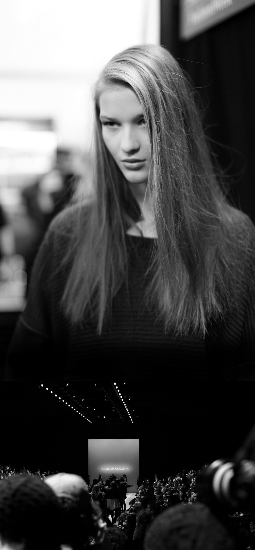 New York Fashion Week BCBG Max Azria F/W 2013 Backstage and Before The Show at The Theatre at Lincoln Center Find us: FACEBOOK | TWITTER | BLOGLOVIN | PINTEREST | LOOKBOOK