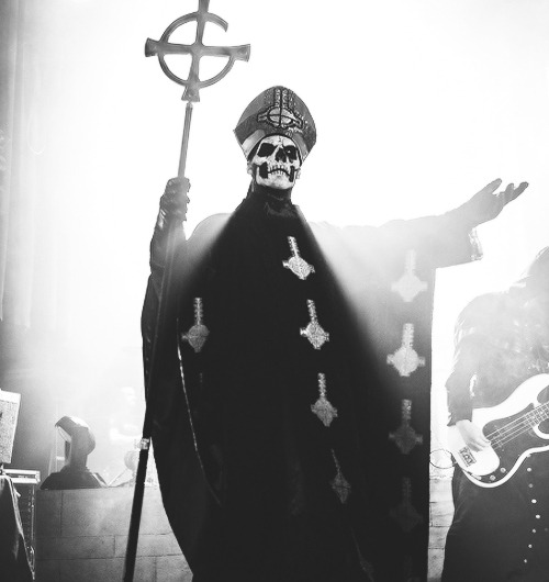 Black and White ghost Ghost Band Papa Emeritus Papa Emeritus II Ghost B.C. Ghost BC Ghost B.C water ghoul pGhost
