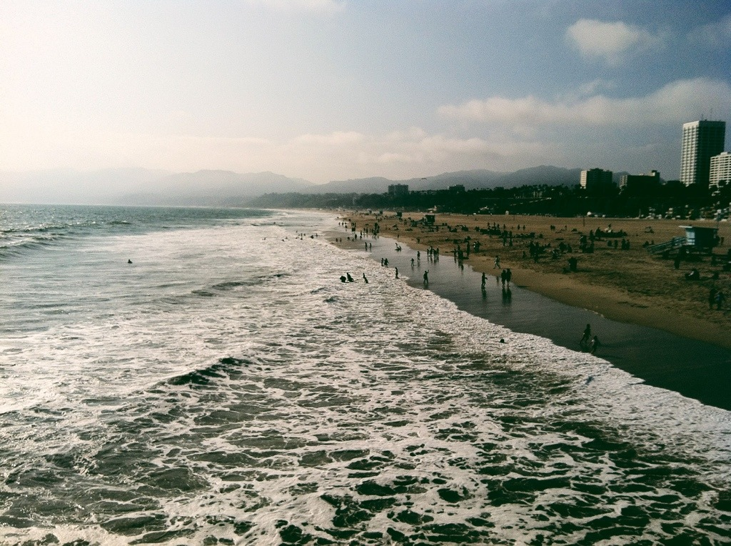It's been so long since I've seen the ocean Photo by Gregory Colica