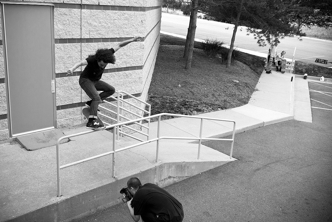 Caleb Ocasio-front nose-May 2012