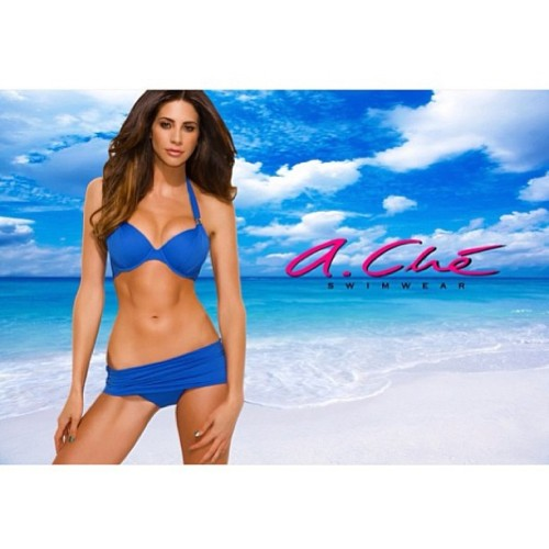 Love this suit! @acheswim #swimwear #beach #bikini #supermodel #summer #2013 #ocean