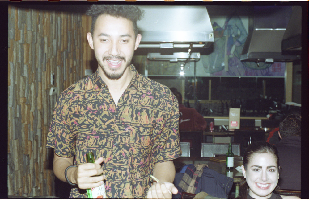 russell & harper / 35mm moodaepo II/ korea town / california / by kayven