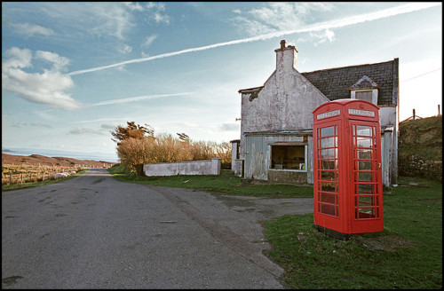 Phone Box by Gareth Harper on Flickr.