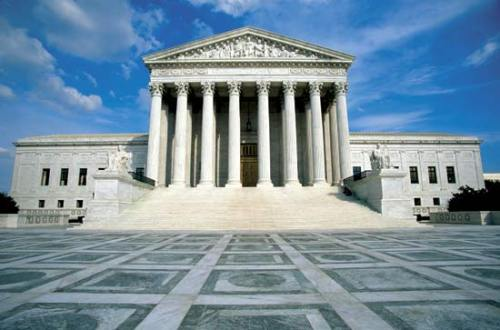 "The Supreme Court did the right thing today (finally):   ""The Supreme Court declined on Monday to review a challenge to the ban on direct campaign contributions by corporations. ""The petitioners, William Danielczyk Jr. and Eugene Biagi, argued the ban on political donations from corporations to candidates and party committees was unconstitutional. They said a review of the ban was warranted after the high court's Citizens United decision in 2010, which let corporations spend unlimited funds advocating for or against candidates. ""The current Supreme Court has already taken steps to ease restrictions on campaign giving, and many good-government groups feared the long-standing ban on corporate donations would be the next barrier to fall.""  The Hill"